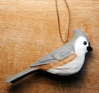 Songbird Essentials SEFWC104 Tufted Titmouse Ornament (Set of 1)