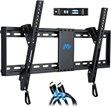 """Mounting Dream Tilt TV Wall Mount Bracket for Most 37-70 Inches TVs, TV Mount with VESA up to 600x400mm, Fits 16"""", 18"""", 24..."""