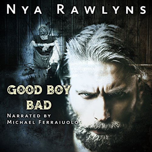 Good Boy Bad audiobook cover art