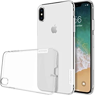 Nillkin Nature TPU Case Cover For Apple iPhone XS Max, Clear