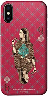 Macmerise IPCIPXPCR3938 Ban ja Rani - Pro Case for iPhone X - Multicolor (Pack of1)