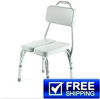 Invacare Vinyl Padded Shower Chair