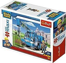 Puzzle MiniMaxi Bob i maszyny Dzwig 20