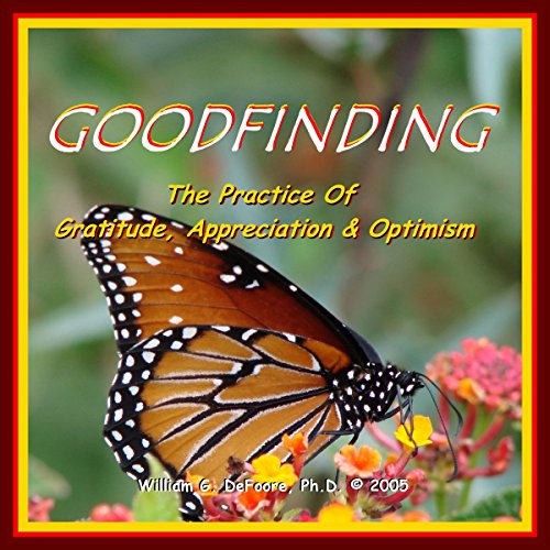 Goodfinding audiobook cover art