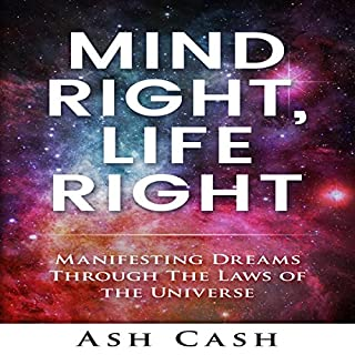 Mind Right, Life Right audiobook cover art