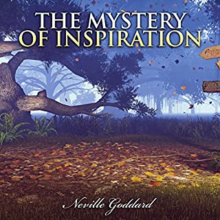 The Mystery of Inspiration audiobook cover art