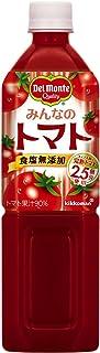 デルモンテ みんなのトマト900g×12本