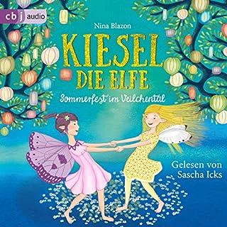 Kiesel, die Elfe - Sommerfest im Veilchental     Die Kiesel-Reihe 1              Autor:                                                                                                                                 Nina Blazon                               Sprecher:                                                                                                                                 Sascha Maria Icks                      Spieldauer: 1 Std. und 54 Min.     Noch nicht bewertet     Gesamt 0,0