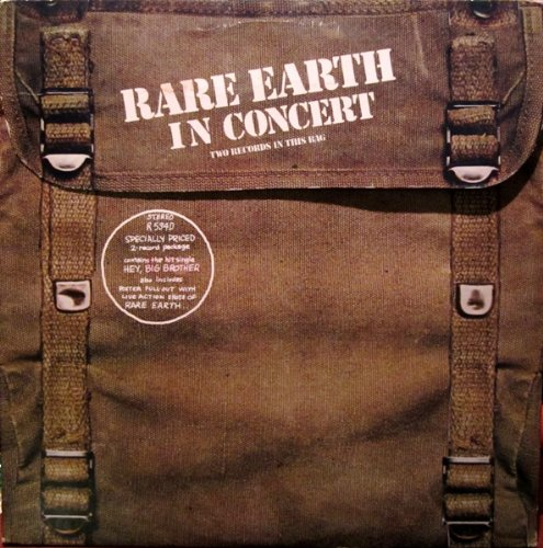 In concert (bag-gimmix-cover, 1971) / Vinyl record [Vinyl-LP]