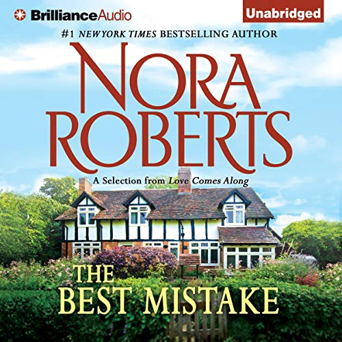 The Best Mistake Audiobook By Nora Roberts cover art