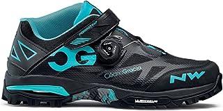 ノースウェーブブラック2018?Enduro Mid MTB Shoe 10.5 US ブラック