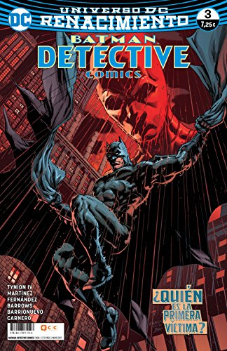 BATMAN: DETECTIVE CÓMICS 3