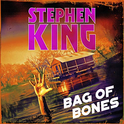 Bag of Bones                   By:                                                                                                                                 Stephen King                               Narrated by:                                                                                                                                 Stephen King                      Length: 21 hrs and 21 mins     521 ratings     Overall 4.3