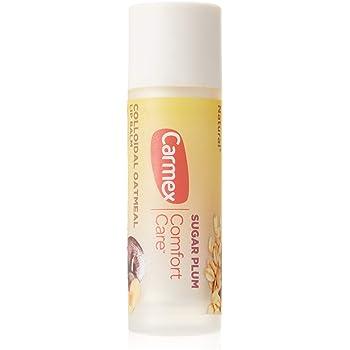 Carmex Comfort Care Colloidal Oatmeal Lip Balm - Sugar Plum