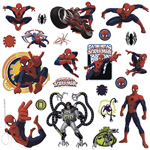 spiderman wall decals - 3