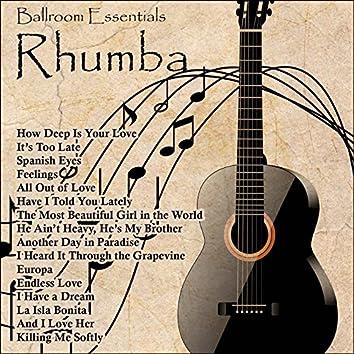 Ballroom Essentials: Rhumba