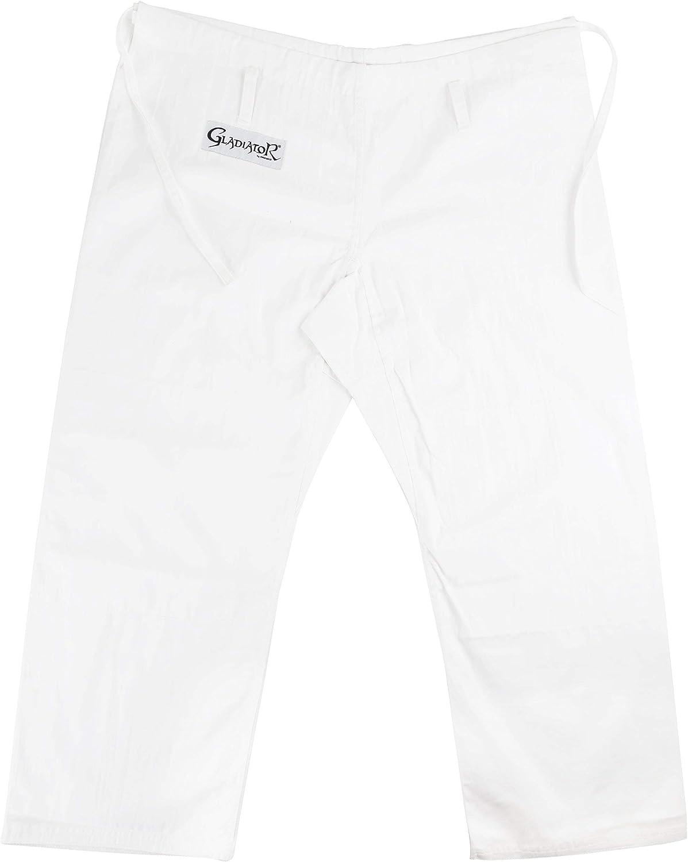 PROFORCE Gladiator Judo Pants White Size Classic Topics on TV -