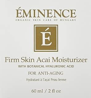 Eminence Organic Skincare Firm Skin Acai Moisturizer with Hyaluronic Acid, 2 Fluid Ounce