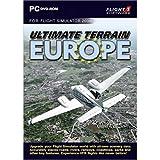 Ultimate Terrain Europe Expansion for Microsoft Flight Simulator 2004 PC DVD-ROM