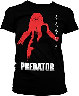 The Predator Officially Licensed Poster Women T-Shirt
