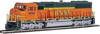 Spår H0 – Diesellok EMD SD60M BNSF järnväg