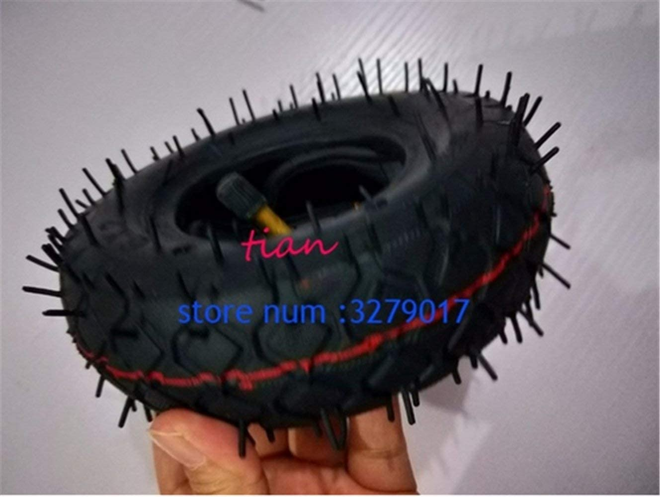 Scooter 6x2 4 years warranty Tire with Inner fits Electric Tube Modified Our shop OFFers the best service for