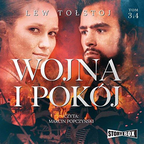 Wojna i pokój 3-4 audiobook cover art
