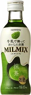 ミルミクス 抹茶 200ml [ リキュール ]