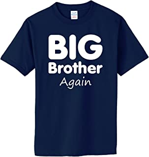 Big Brother, Again on Adult & Youth Cotton T-Shirt