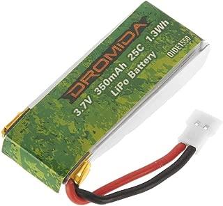 Dromida 1S 3.7V 350mAh LiPo Battery Kodo HD Camera-Quadcopter