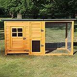 Zooprimus Hühnerstall 147 Geflügel-Auslauf - Flexi - Stall für Außenbereich