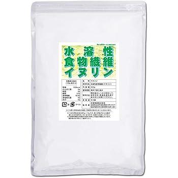 イヌリン(水溶性食物繊維)400g ヘルシーカンパニー