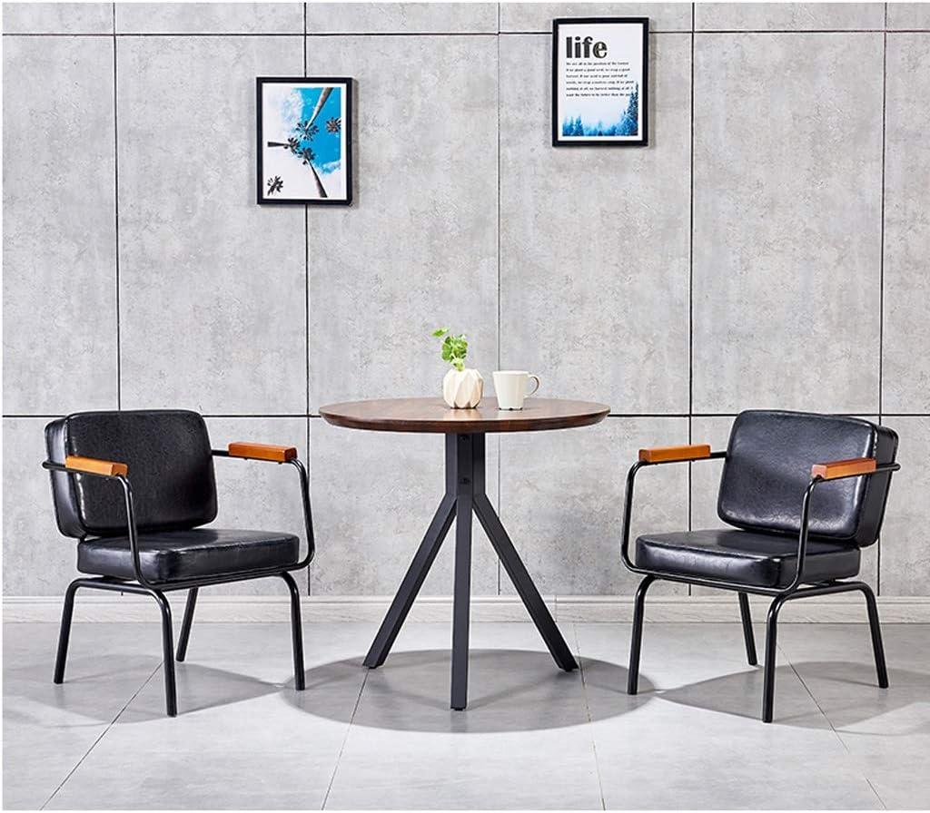 LF Chaise de Salle, Chaise de Bureau Simple, créative Dossier, Chaise Loisirs, Maison Adulte Chaise de Salle Simple (Color : Green) Black