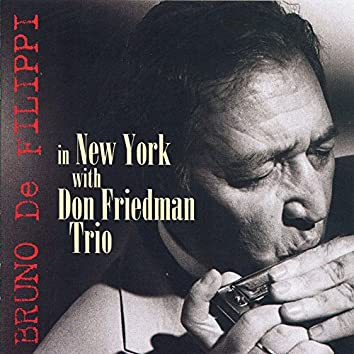 In New York with Don Friedman Trio