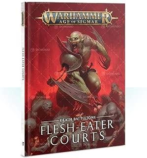 Citadel Battletome: Flesh-Eater Courts Warhammer Age of Sigmar (HB)