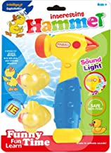 VERZABO Baby Hammer Toy Light and Sound Baby Toy Hammer Music Toy Baby Hammer Excellent Baby Hammering Toy Colorful Baby T...