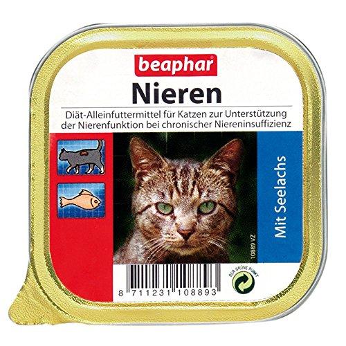Beaphar Katzen Nierendiät mit Ente 100g