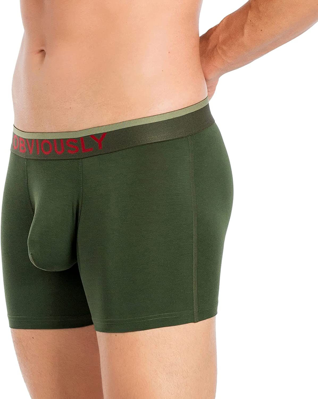 OBVIOUSLY FreeMan - Boxer Brief 3 inch Leg