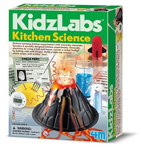 Great Gizmo Kidz Labs - Ciencia Cocina