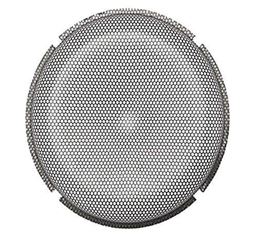 Rockford Fosgate P2P3G-15 Punch P2 and P3 15-Inch Black Steel Mesh Woofer Grille