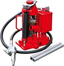 Torin Big Red Air Hydraulic Bottle Jack, 12 Ton Capacity