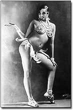 Josephine Baker Banana Skirt 8x12 Silver Halide Photo Print