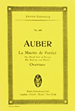 The Dumb Girl of Portici - Overture to the comic Opera