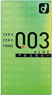 オカモト ゼロゼロスリー 0.03 アロエ 10コ入