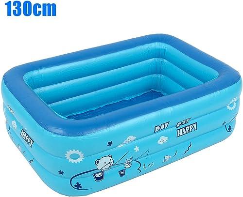 Venta en línea precio bajo descuento Szblk 120 130 150 150 150 cm Niños Tina de baño Bebé Uso en el hogar Piscina para Niños Inflable Cuadrada Piscina para Niños Piscina para Niños Bola Inflable Ocean Ball (tamaño   1.3m)  conveniente
