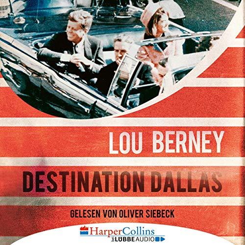Page de couverture de Destination Dallas