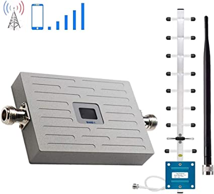 C&JQ Amplificador de Señal de Teléfono Celular,gsm 900 MHz ...