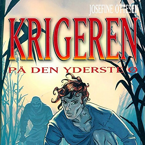 På den yderste ø audiobook cover art