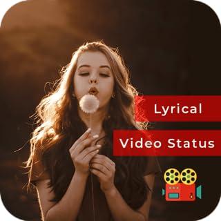 Lyrics Video Maker App