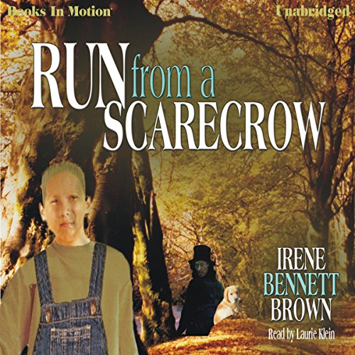 Run From a Scarecrow audiobook cover art